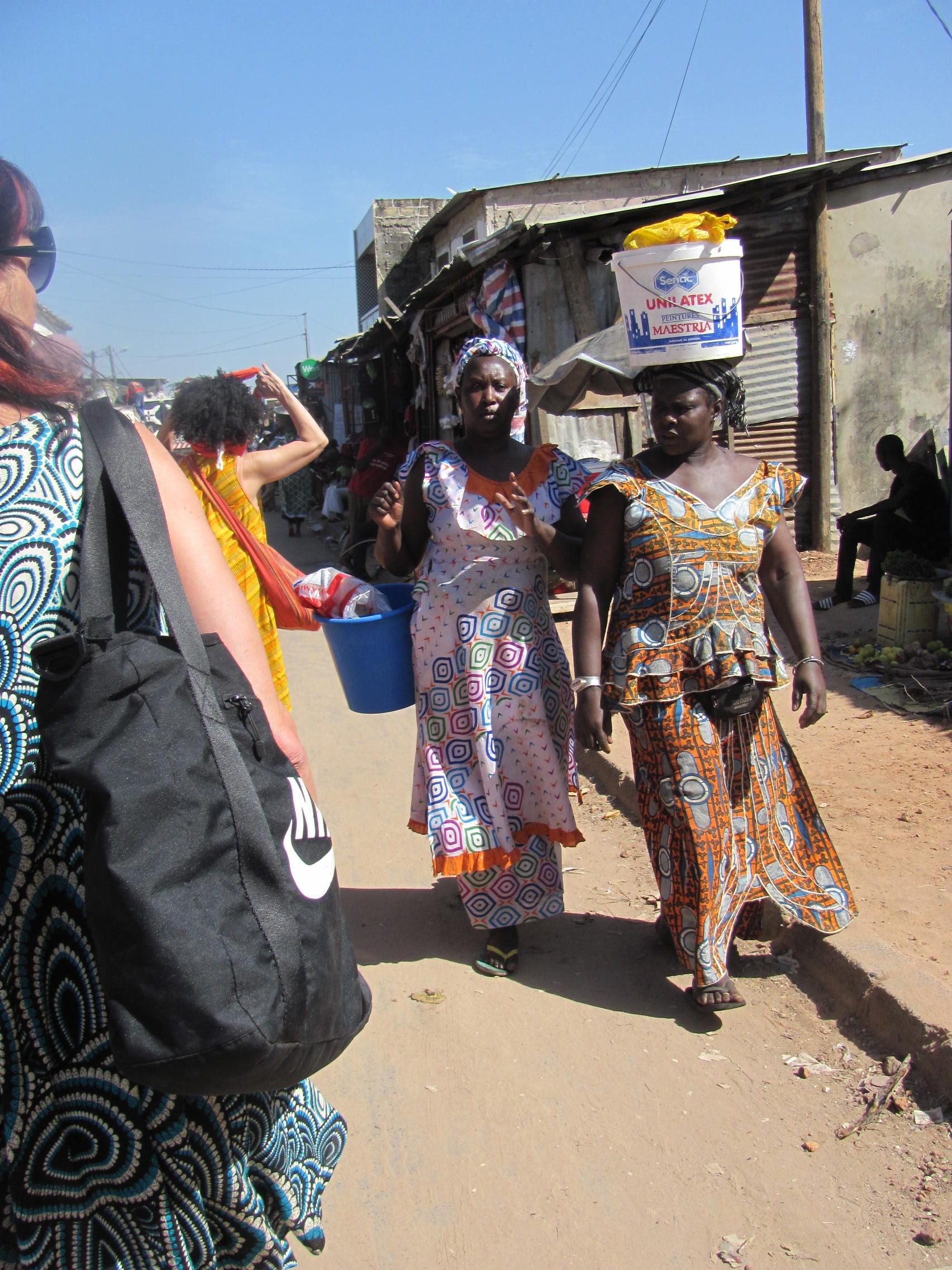 5. Islám po Senegalsku versus křesťanství