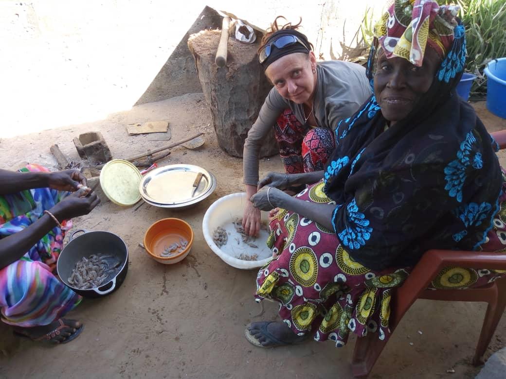 4. Senegalská teranga (pohostinnost) a stravování